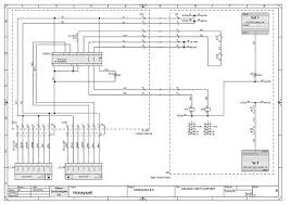 electrical drawing using visio the wiring diagram electrical schematic examples kalemtech electrical drawing