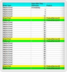 Calendar Scheduler Template Email Marketing Calendar Template Aweber Email