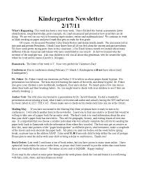 February Newsletter Template 50 Creative Preschool Newsletter Templates Tips
