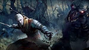 the witcher 3 wild hunt 4k 1366x768 resolution