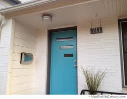 mid century modern front porch. Mid Century Modern Front Porch For Best Light Stainless Address Numbers O