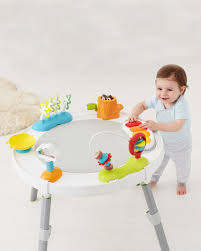 Explore & More Baby's View 3-Stage Activity Center | Skiphop.com