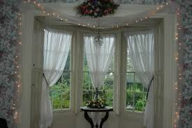 Kitchen Bay Window Treatment Best Window Treatments Ideas Come Home In Decorations