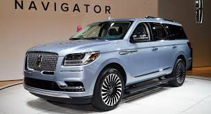 2018 lincoln suv. interesting lincoln 2018 lincoln navigator adds refinement luxury and 450hp to fullsize suv throughout lincoln suv n