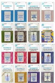 Details About Schmetz Sewing Machine Needles Choose From 92 Types Sizes Buy 2 Get 3rd Free
