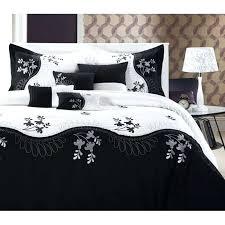 black damask comforter image of black and white bedspread pros black damask comforter