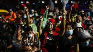 Thailand protests: Protesters declare 'victory' in Bangkok rallies calling  for monarchy reform - CNN