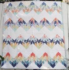 Misty Mountain Quilt Pattern | FaveQuilts.com & Misty Mountain Quilt Pattern Adamdwight.com