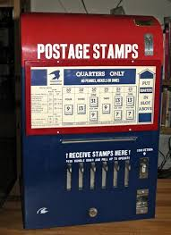 Stamp Vending Machine Locations