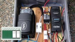 shipping container house install a charge controller and shipping container house install a charge controller and inverter to solar panels