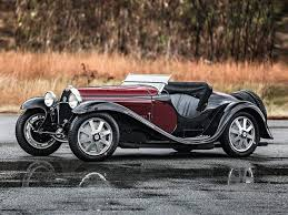 Who Made The First Car The First Bugatti Type 55 Sports Car Ever Built Could Sell