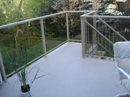 continue top glass railing