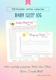 Sleep Chart Template Baby Sleep Schedule Template Printable Baby Sleep Tracker Baby Routine Tracker Baby Sleep Chart Newborn Sleep Tracker Baby Sleep Log