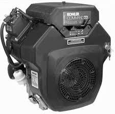 kohler v twin engine hp cc command pro x  kohler v twin engine 22 5 hp 674cc command pro 1 7 16 x 4 41 ch680 3002