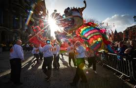 chinese new year in manchester life and style the guardian northern new year manchester s chinese celebrations