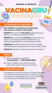 Portal da Secretaria de Educação de Guarulhos