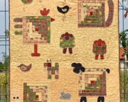Quilt for sale Teddy Bear quilt patchwork baby toddler & Quilt for sale, log cabin quilt, patchwork, baby, toddler, child, Adamdwight.com