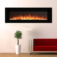 onyl wall mounted electric fireplace