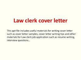 Law Clerk Resume Sample Thumbnail Cover Letter Law Clerk Office