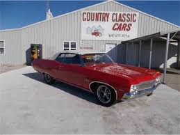 1970 Chevrolet Impala for Sale on ClassicCars.com