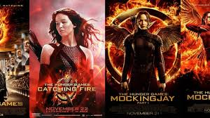 differences between the hunger games trilogy book to adaptations