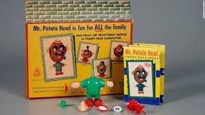mr potato head funny face kit play set by henfeld bros inc