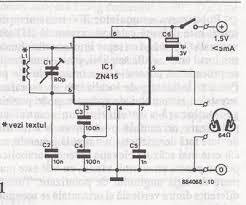wireless headphones receiver circuit