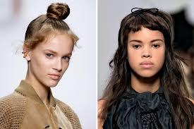 Les Tendances Cheveux Printemps été 2019
