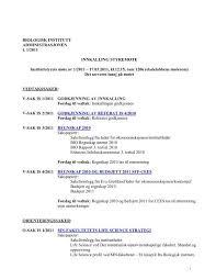 Robergs Chart Organisation Chart Det Matematisk Naturvitenskapelige