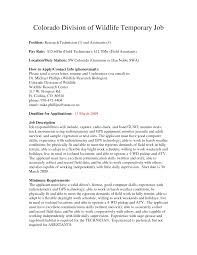 Undergraduate human resources cover letter