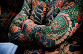 Tatuaggi Stile Giapponesi Ink Link