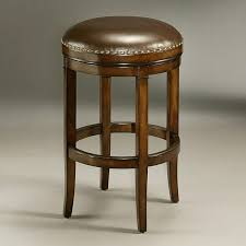 backless swivel counter stools. Bar Stools Backless Swivel Counter Stool Leather Tufted Height Inch L With Nailhead Trim