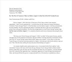 Sample Business Lease Termination Letter