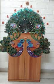 best 25 ganpati decoration for home ideas