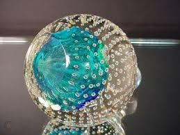 vint murano art glass millefiori