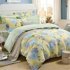 light yellow cotton clearance queen size fl duvet cover