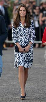 Time change, i know.) but you can feast your eyes on kate middleton wearing. Kate Middleton S Diane Von Furstenberg Ikat Wrap Dress Glamour
