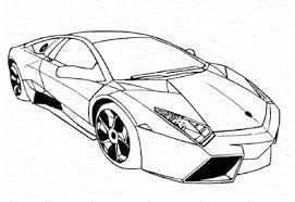 car printable coloring pages. Unique Car Coloring Pages Of Sports Cars 10 Photos And Car Printable