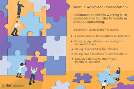 Career Success Definition Collaboration Skills Definition List And Examples