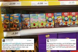 Cadbury's and Nestle slammed by shoppers for removing <b>word</b> ...