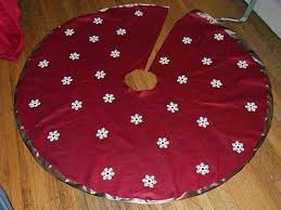Christmas Tree Skirt Pattern Enchanting Tree Skirt Pattern