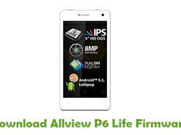 Download Allview P6 Life Firmware ...