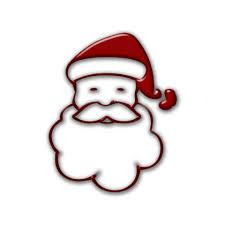 Image result for santa claus logo