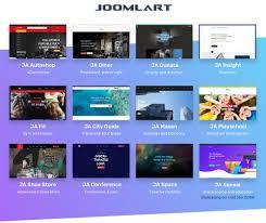 Joomla Design Joomlarts 2018 Review And Plans For 2019 Joomla Templates