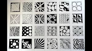Zentangle Patterns New 48 Zentangle Patterns 48 Doodle Patterns Zentangle Patterns