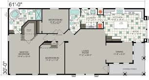 mobile home manufacturers silvercrest craftsman wc 20 floor plan