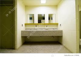 public bathroom sink. Interior Architecture: Sinks And Mirrors In A Public Bathroom Sink