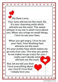 Love Paragraphs For Him Best Romantic Letters Ideas On Valentine ...