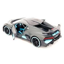 Free delivery and returns on ebay plus items for plus members. Bugatti Divo Diecast Model Car Black 1 24 Scale Maisto