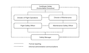 Samples Of Sms Organisational Structures Skybrary Aviation